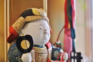 石川潤平 おぼこ大将 五月人形 長野市 こだわり